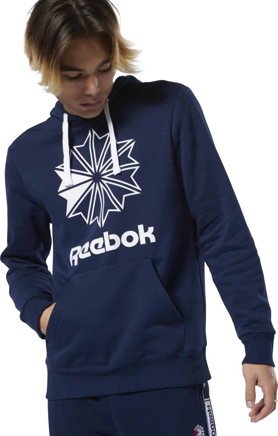 Худи Reebok C Big Logo Hoodie худи reebok s fashion hoodie
