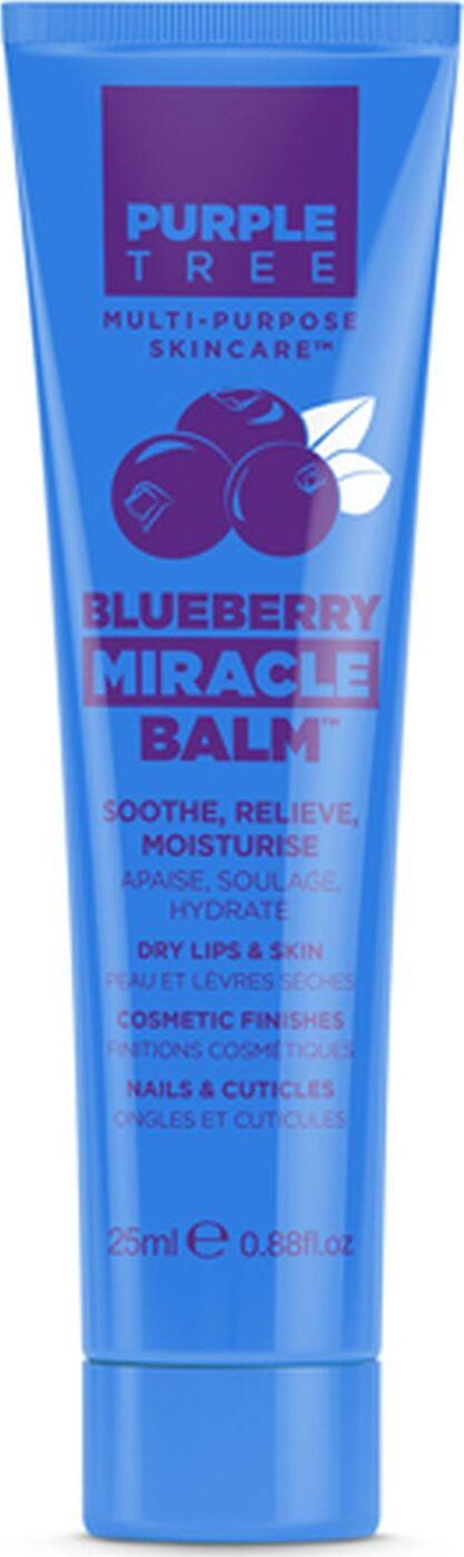 Бальзам для губ и кожи Purple Tree Miracle Balms Черника, 25 мл Purple Tree