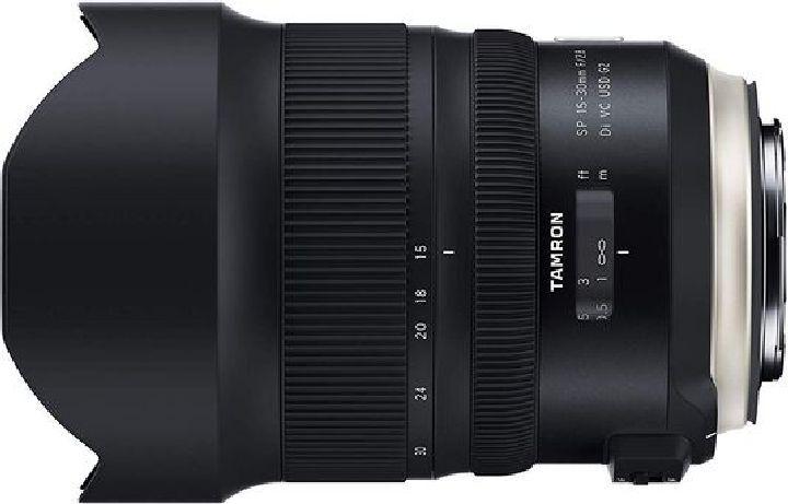 Объектив Tamron SP 15-30mm f/2.8 Di VC USD G2 для Canon, черный