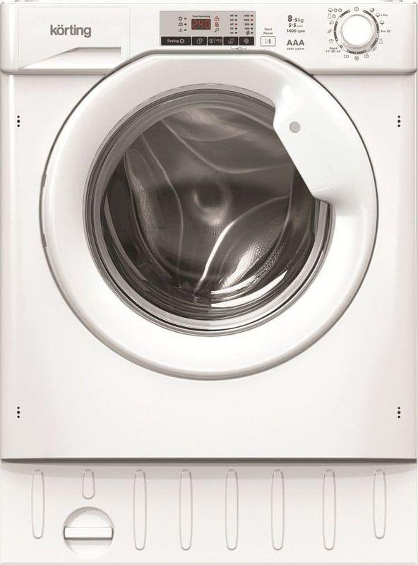 Встраиваемая стиральная машина Korting KWDI 1485 W Korting