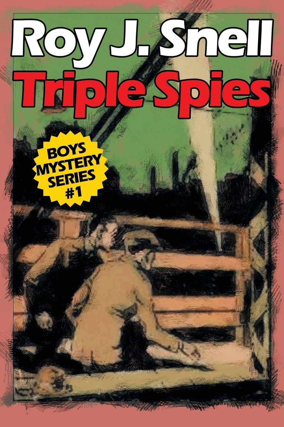 Triple Spies (Boys Mystery Series, Book 1)