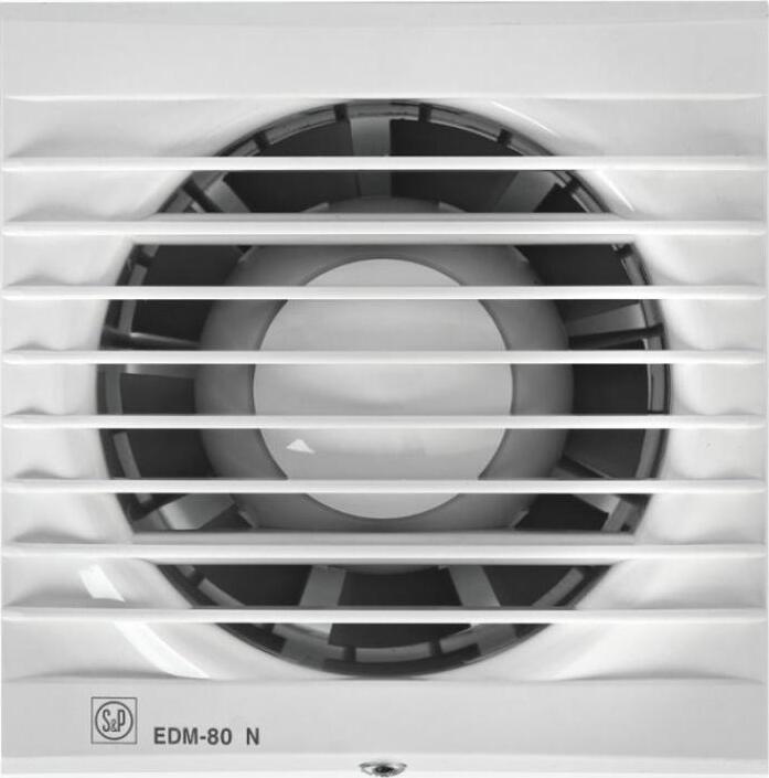 Потолочный вытяжной вентилятор Soler & Palau EDM 80NT