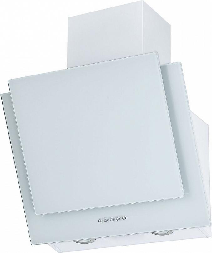 Кухонная вытяжка MAUNFELD WIND PUSH 50 белый На ваш выбор можно сделать отвод в вентиляционное отверстие...
