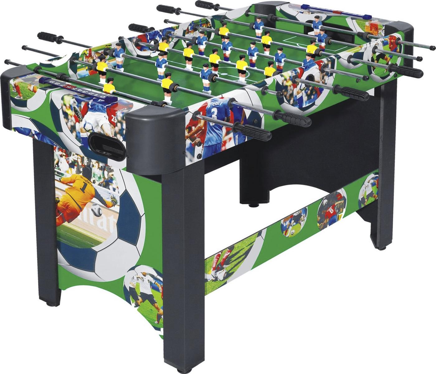 Игровой стол - футбол DFC DS-ST-S01 ROMA Представляем новую модель игрового...