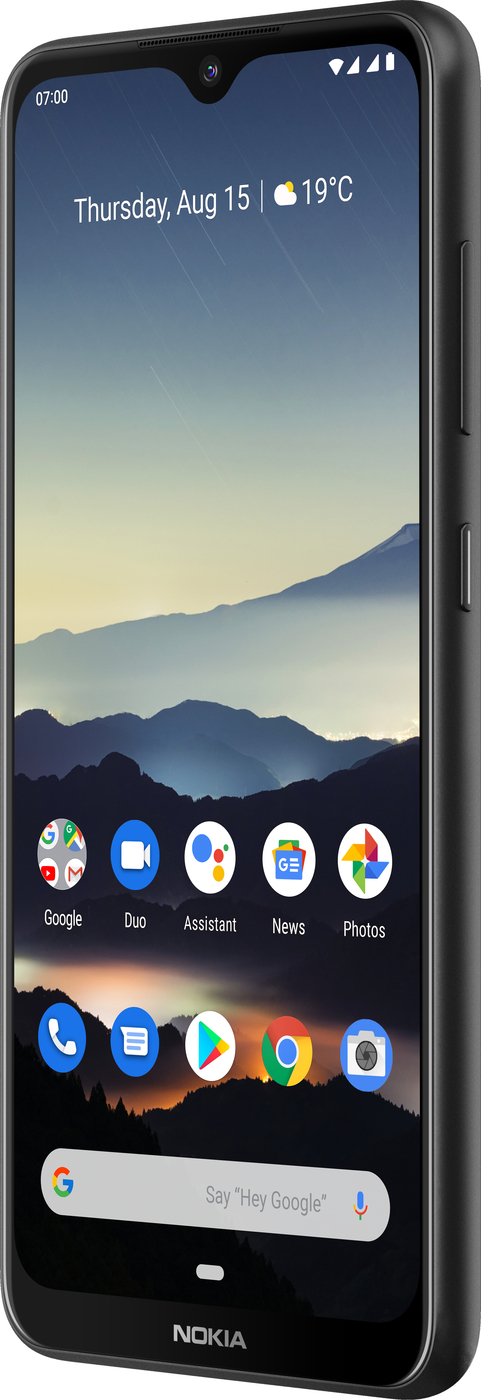 Смартфон Nokia 7.2 DS 4/64GB, черный