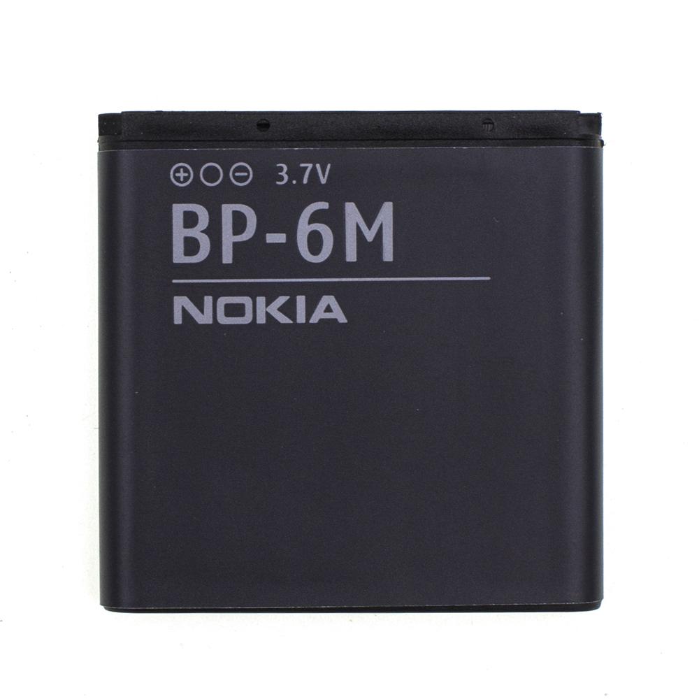 Аккумулятор Nokia BP-6M (3250/6151/6233/6280/6288/9300/N73/N77/N93)