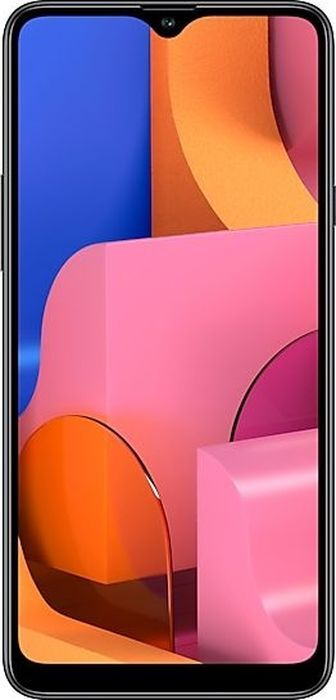 Смартфон Samsung Galaxy A20s 3/32GB, черный