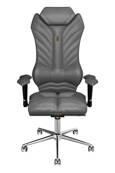 Эргономичное Кресло KULIK SYSTEM MONARCH Серый