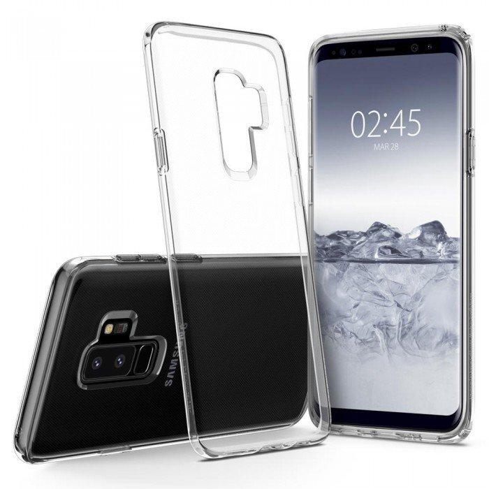 Чехол для Samsung Galaxy s9, прозрачный