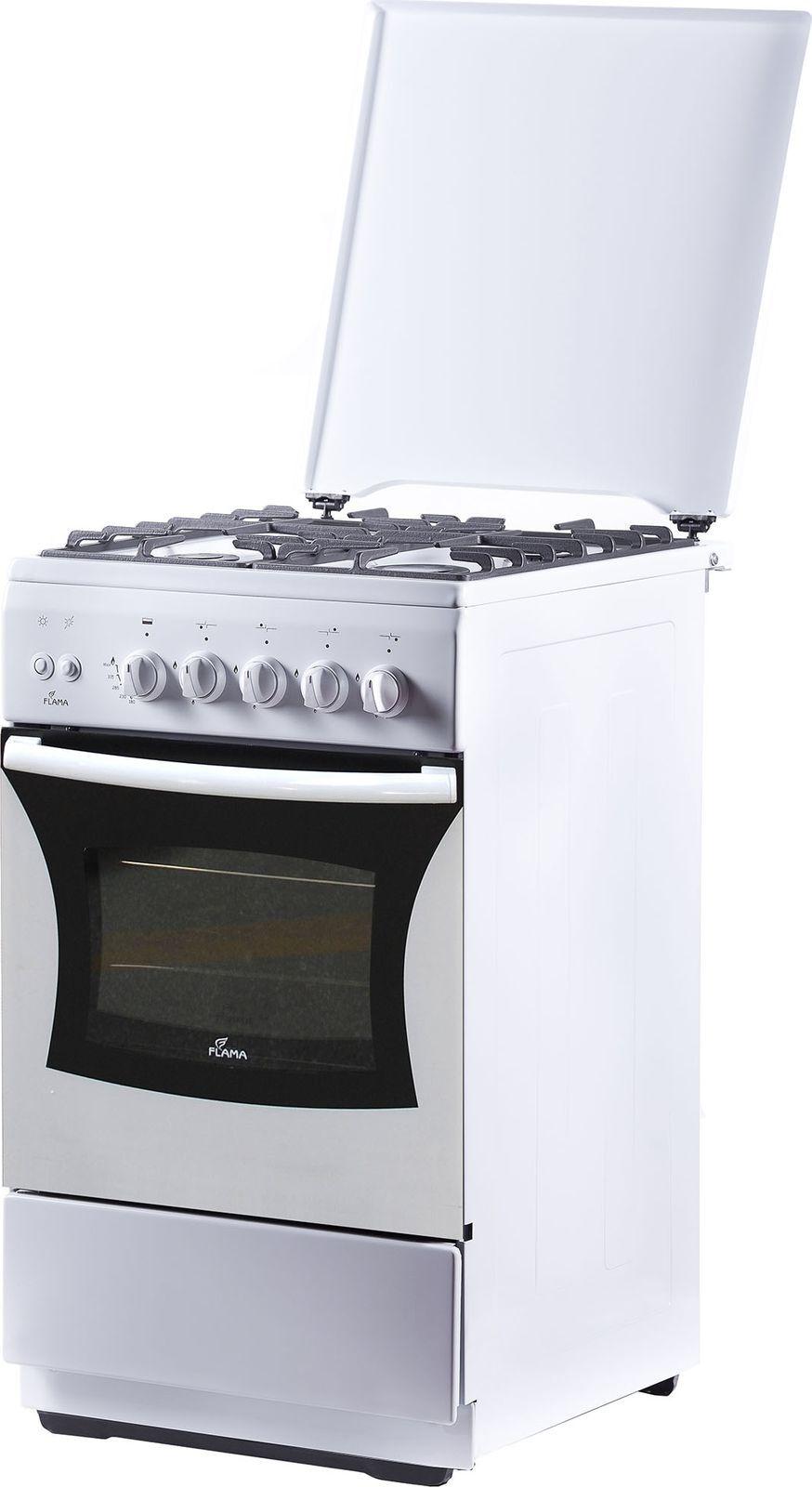 Кухонная плита Flama FG 24227 W, белый
