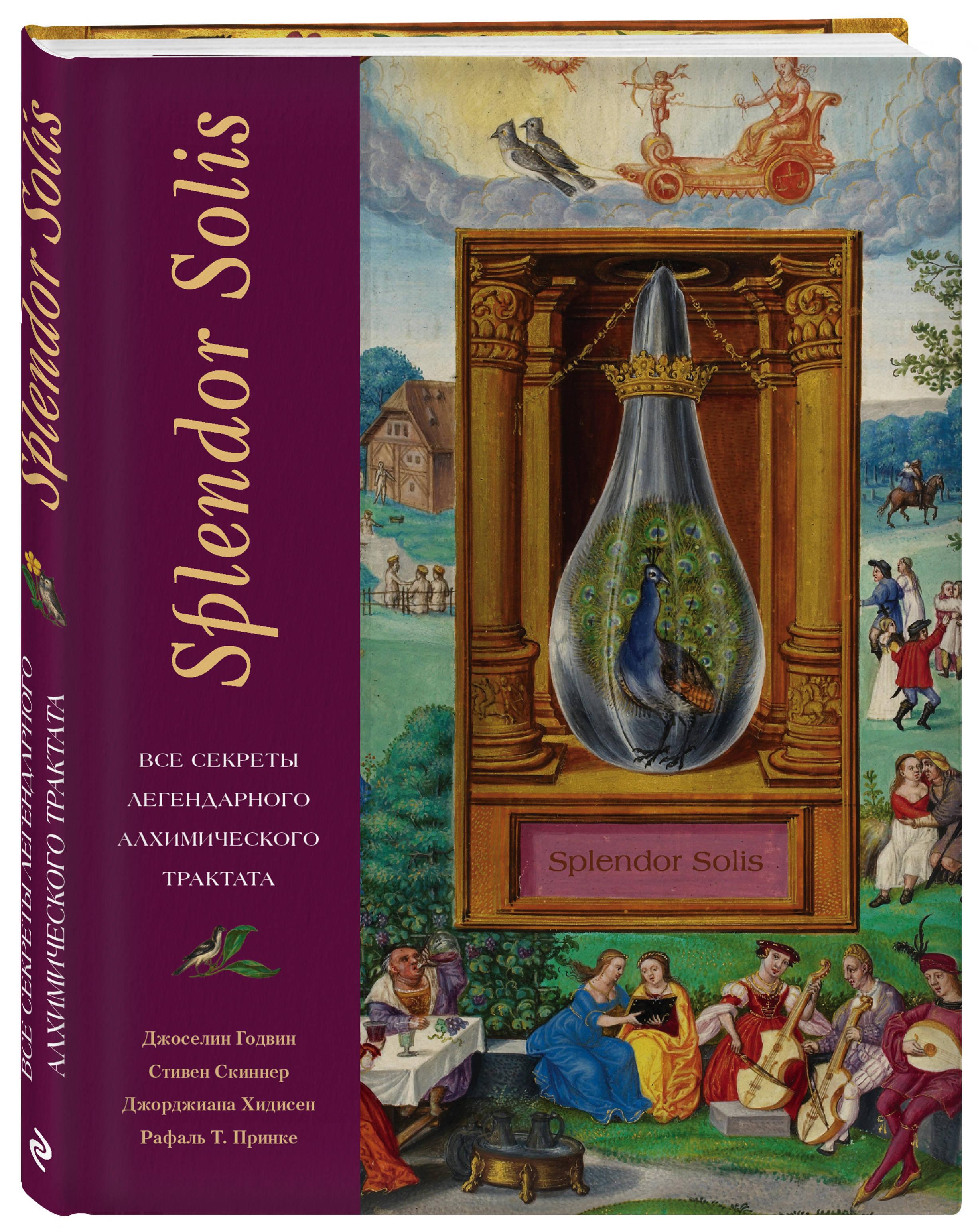 Splendor Solis. Все секреты легендарного алхимического трактата   Годвин Джоселин, Скиннер Стивен