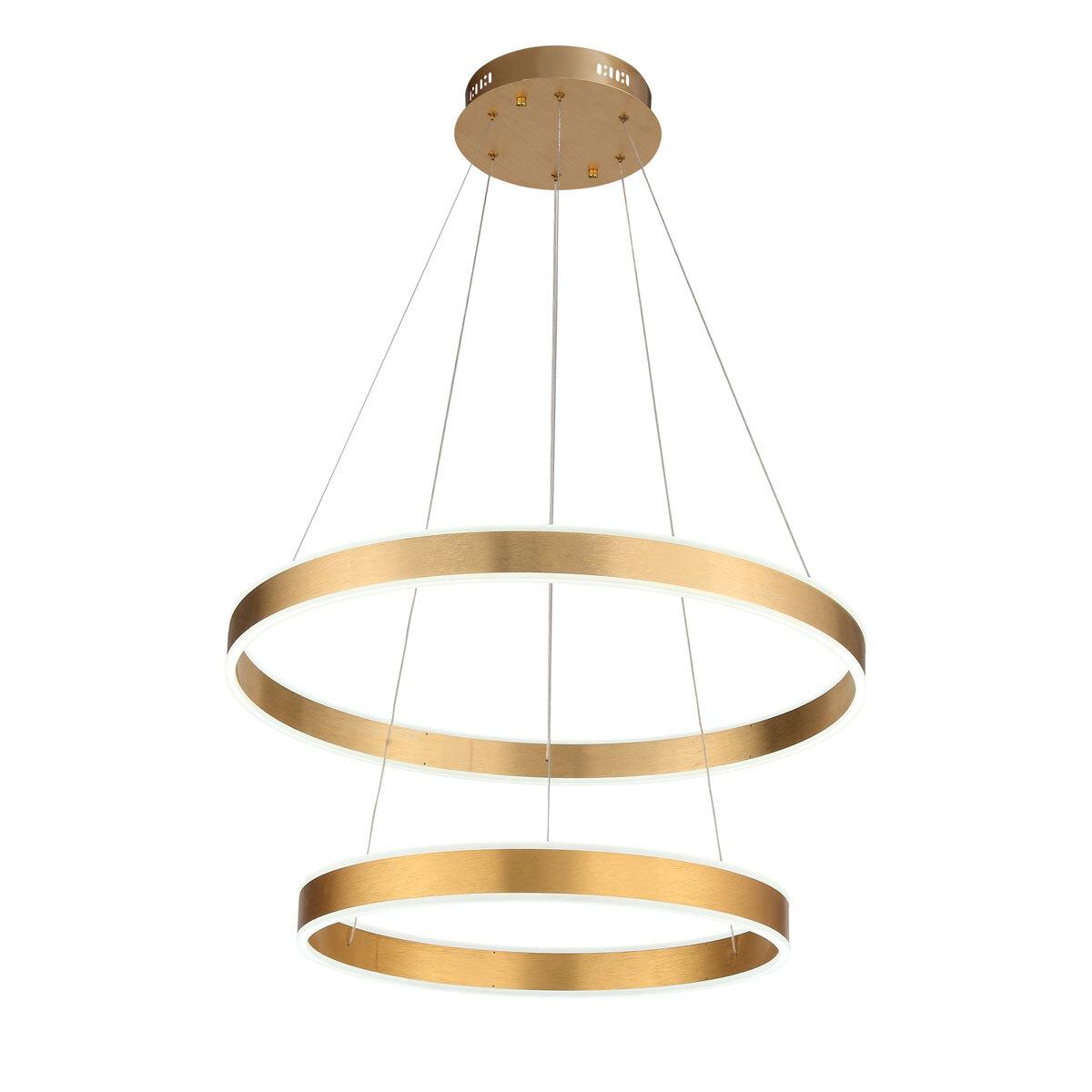 Потолочный светильник ST Luce ONZE SL944.203.02, LED, 87 Вт