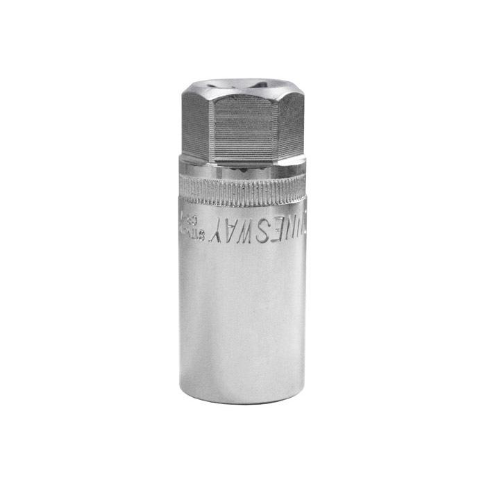S17M4116 Головка торцевая свечная c магнитным держателем 1/2DR, 16 мм