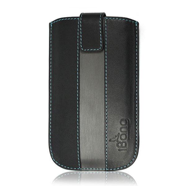 Универсальный кожаный чехол для смартфонов до 5,7 дюймов iBang Skycase 8006, натуральная кожа