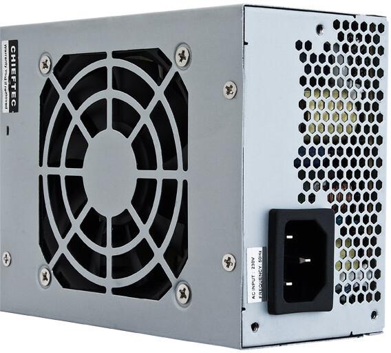Блок питания Chieftec SFX-350BS-L, 350 W, 230 V, 50 Hz, 3 A, Active, 105 W