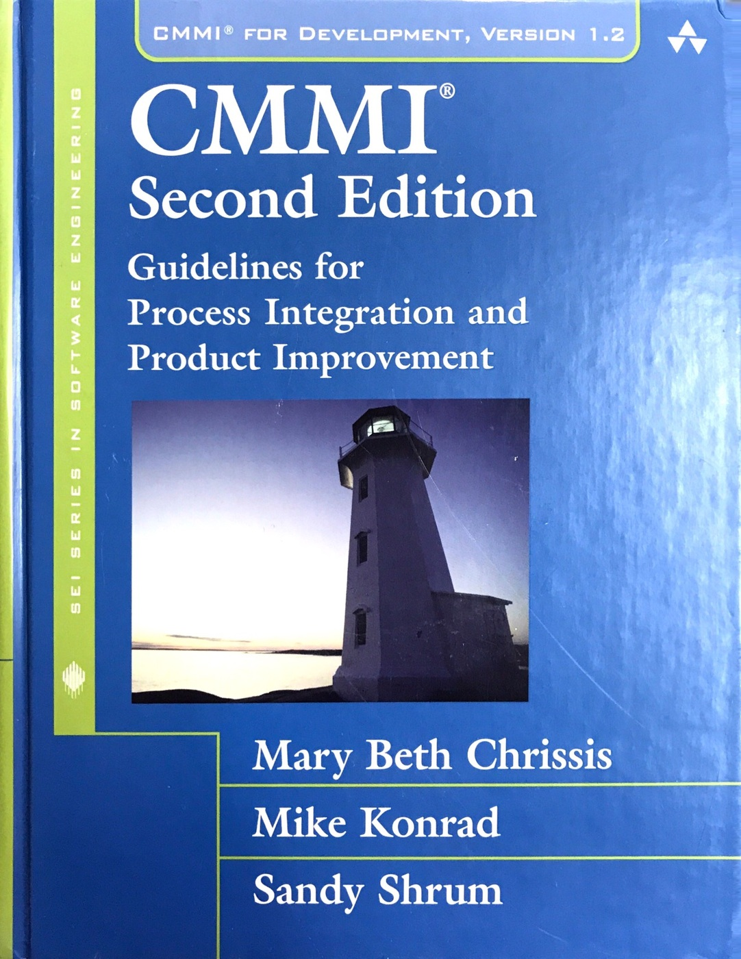 Книга CMMI: Guidelines for Process Integration and Product Improvement. Mary Beth Chrissis, Mike Konrad, Sandra Shrum