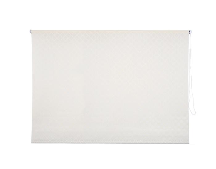 Штора рулонная, 180х175 см, цвет белый-20528