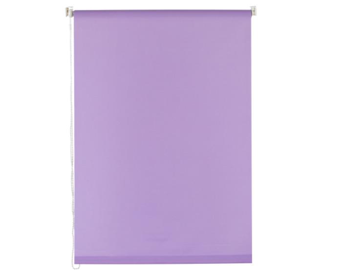 Штора рулонная 60х160 см цвет фиолетовый-20440