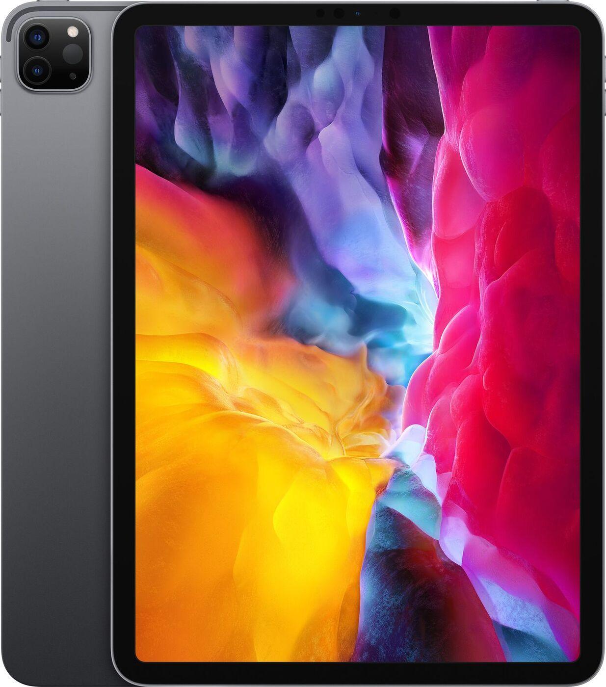 "планшет apple ipad pro 2th gen 2020, 11"", 1000gb, серый"