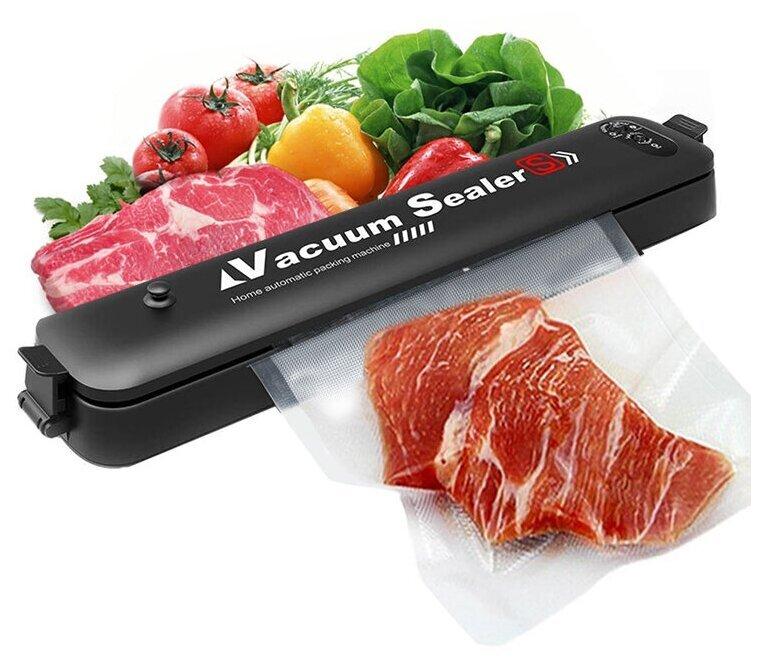 Вакуумный упаковщик, Запаиватель Vacuum Sealer Запаиватель - Вакууматор