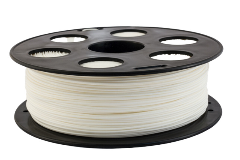PETG пластик для 3D печати Bestfilament белый, 1.75мм, 1 кг #1