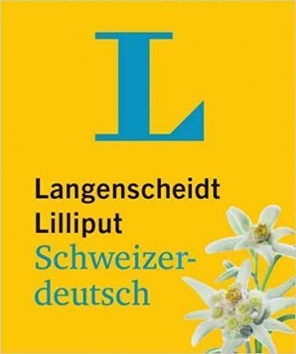 Langenscheidt Lilliput: Schweizerdeutsch (Mini-Format) #1