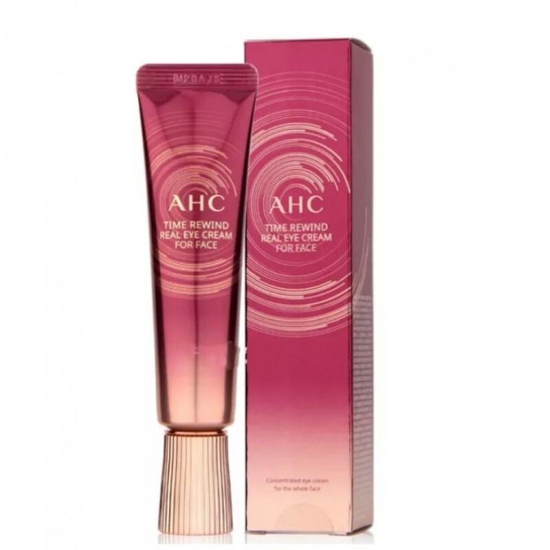 AHC Крем для кожи вокруг глаз Time Rewind Real Eye Cream For Face, 30 мл #1