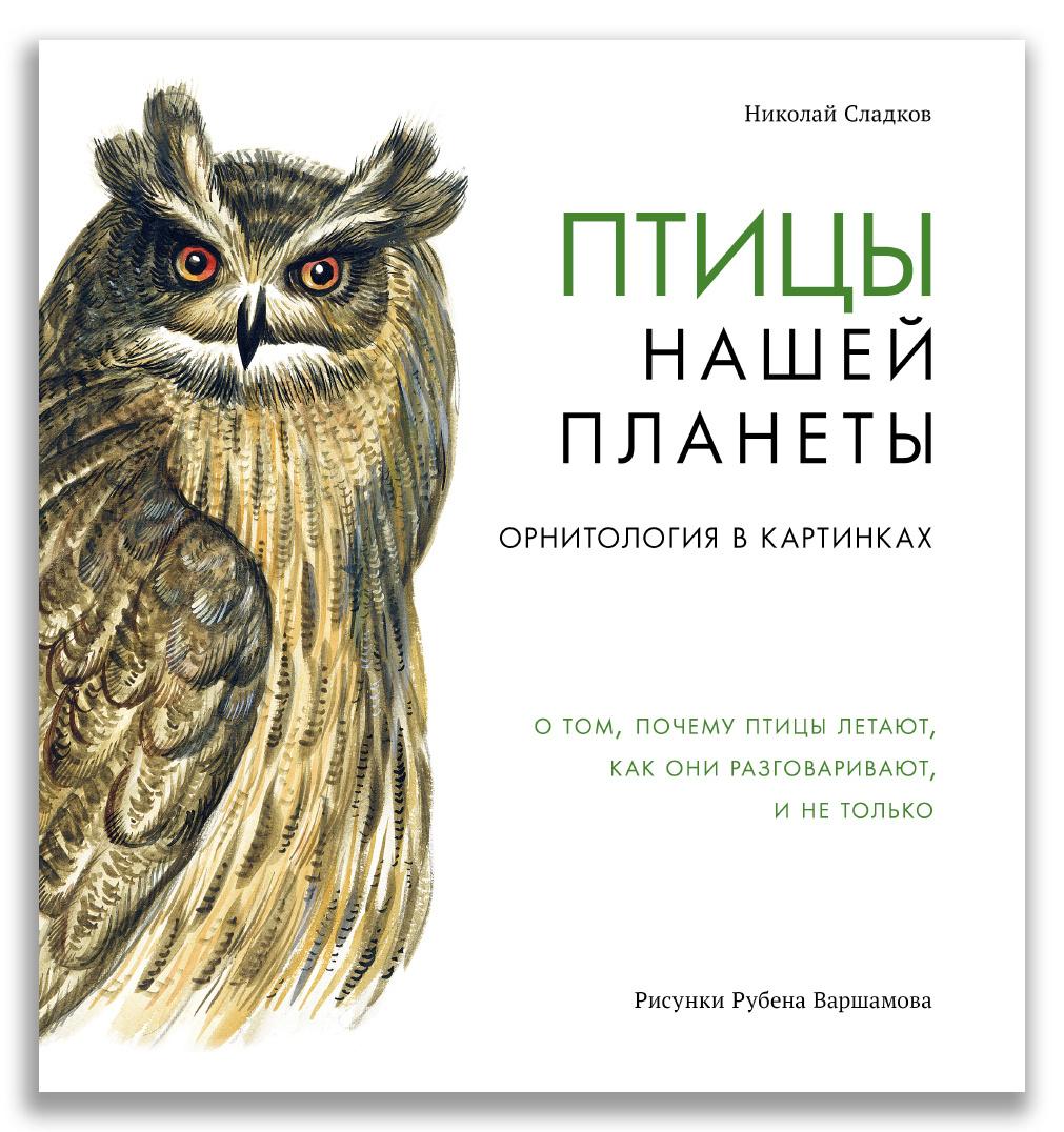 Птицы нашей планеты : орнитология в картинках #1