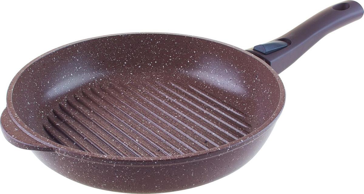 Сковорода-гриль Традиция 4690510069749, 26 см #1