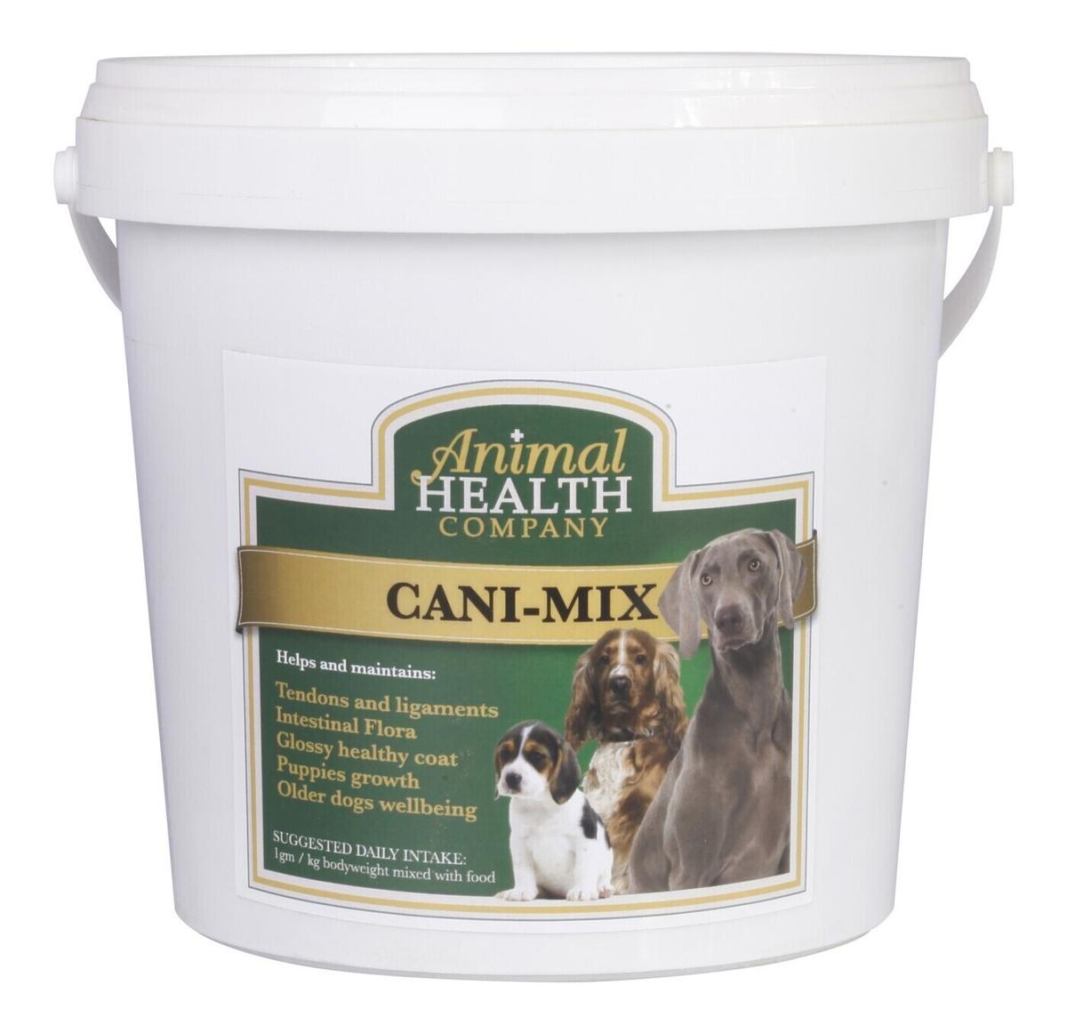 Пищевая добавка Cani Mix, для поддержания связок, сухожилий, шерсти и др., 800 г  #1