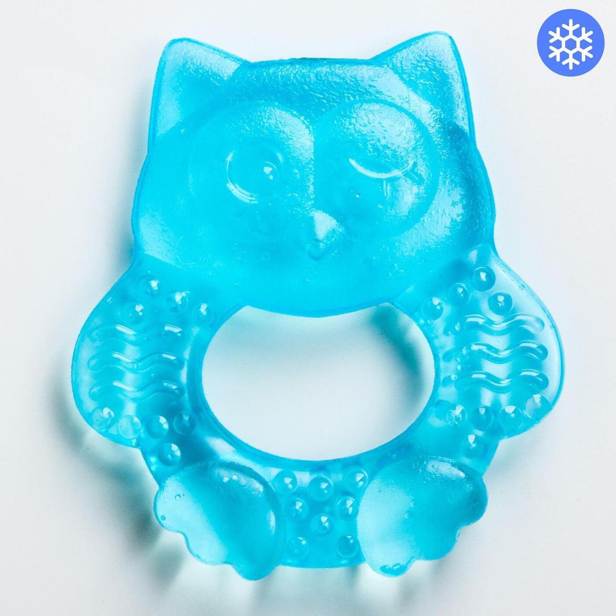 Ukid SHOP / Прорезыватель силиконовый с охлаждающим эффектом, 9х8х1 см  #1