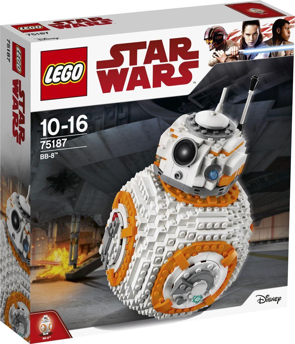 LEGO Star Wars 75187 ВВ-8 Конструктор #1