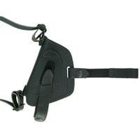 Кобура Tiger плечевая оперативная для пистолета ПМ с дополнительным магазином ( обоймой ) кожаная черная
