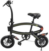 Электровелосипед Youqi QI Neon BC-126 черный