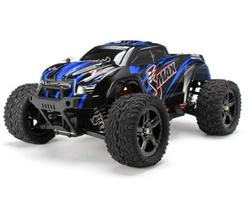 Внедорожник Remo Hobby Smax Brushless RH1635 4WD RTR, бесколлекторный двигатель, масштаб 1:16, Синий. НА РАДИОУПРАВЛЕНИИ