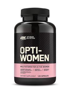 """Витаминно-минеральный комплекс Optimum Nutrition """"Opti-Women"""", 120 капсул. Выгодная цена!"""