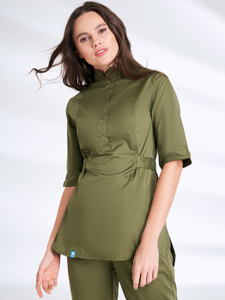 Женская медицинская блуза Medcostume. Вместе дешевле!