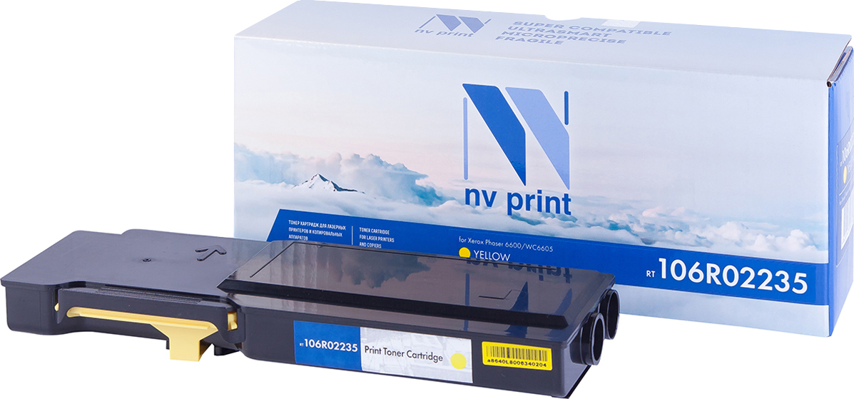 Картридж NV Print для Phaser 6600/WorkCentre 6605, NV-106R02235Y цена и фото