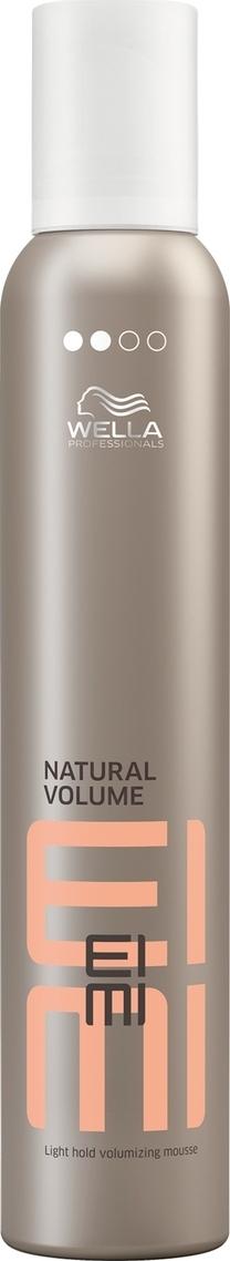 все цены на Wella Пена для укладки легкой фиксации EIMI Natural Volume, 300 мл онлайн