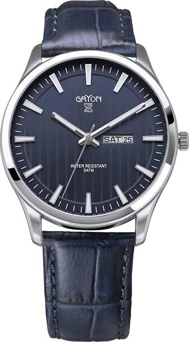 Наручные часы Gryon G 231.16.36 все цены