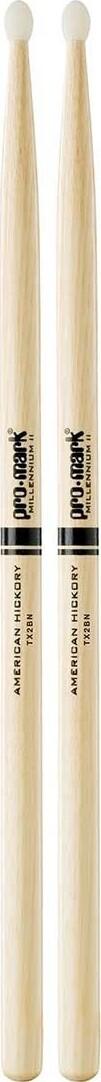 PRO MARK TX2BN - барабанные палочки , орех pro mark promark r5bag rebound 5b activegrip acorn