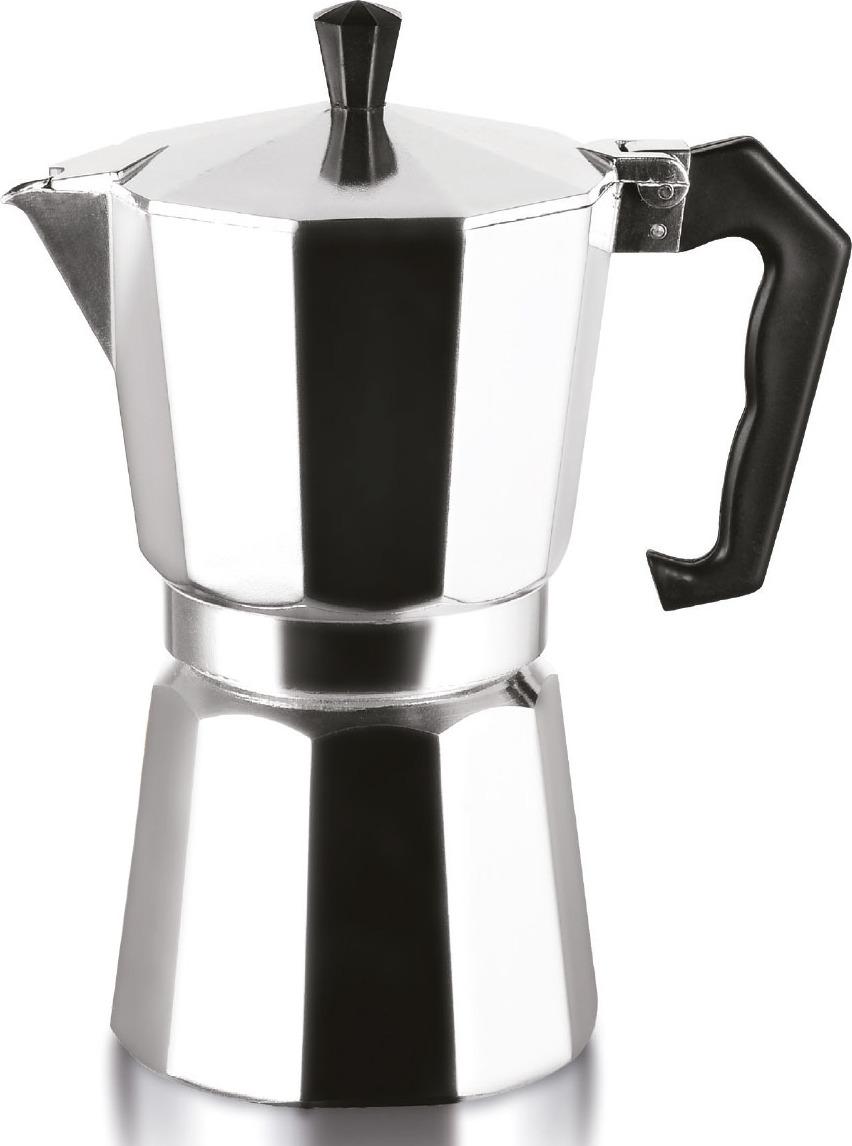Гейзерная кофеварка ITALCO EXPRESS на 3 порции гейзерная кофеварка italco express алюминий