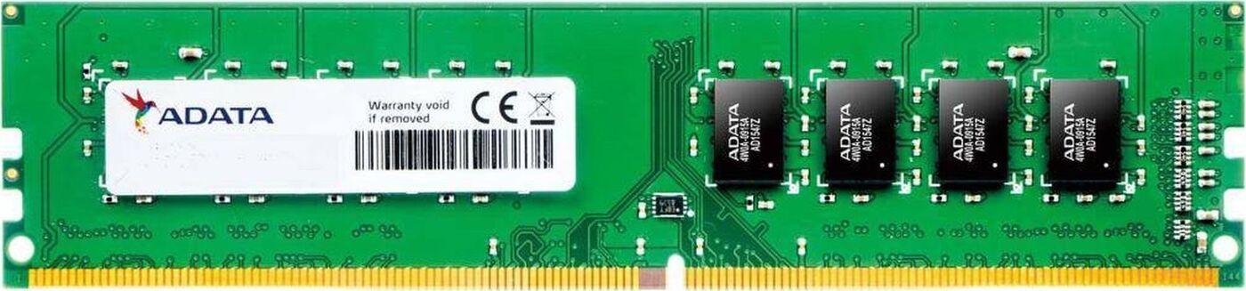 Оперативная память ADATA 2GB DDR3L 1600 DIMM ADDU160022G11-S Non-ECC, CL11, 1.35V, 256x16