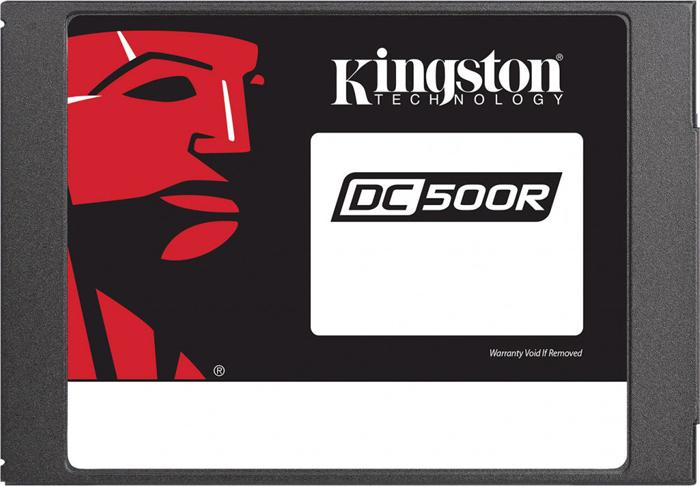 Твердотельный накопитель 480Gb SSD Kingston DC500R, SEDC500R/480G
