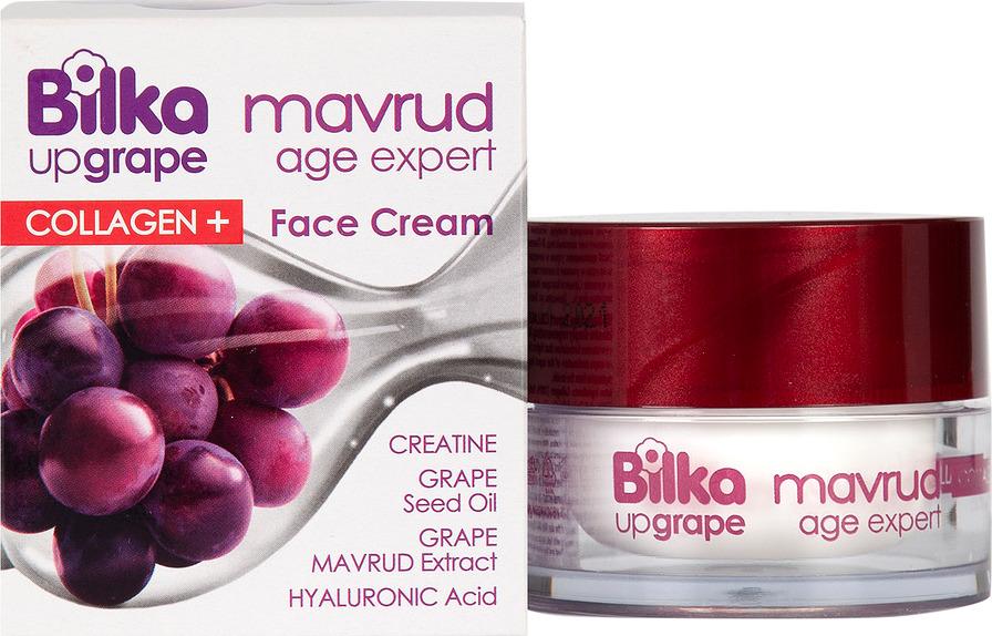 Крем для ухода за кожей BILKA Интенсивный регенерирующий Anti-Age крем для лица COLLAGEN+, 40 мл Bilka