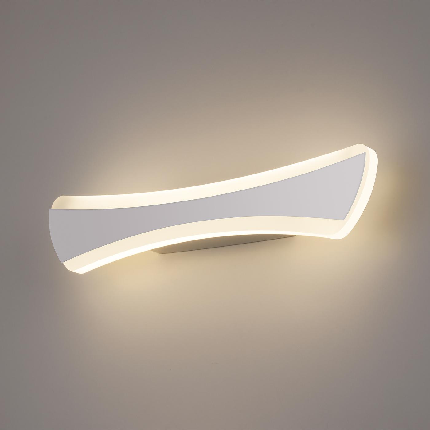 Настенный светильник Elektrostandard Wave LED светодиодный MRL LED 1090, 14 Вт elektrostandard настенный светильник elektrostandard inside led белый матовый mrl led 12w