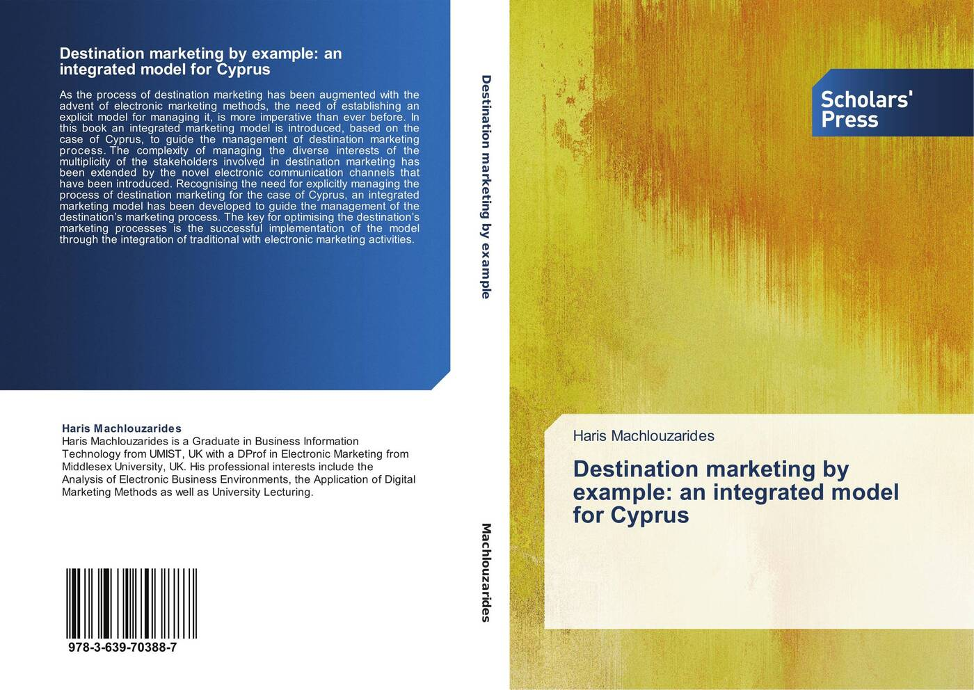 цена на Haris Machlouzarides Destination marketing by example: an integrated model for Cyprus