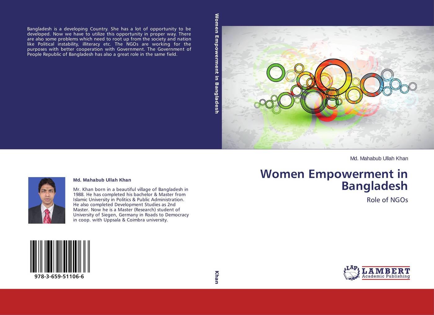 Md. Mahabub Ullah Khan Women Empowerment in Bangladesh aging problems of indigenous people of bangladesh