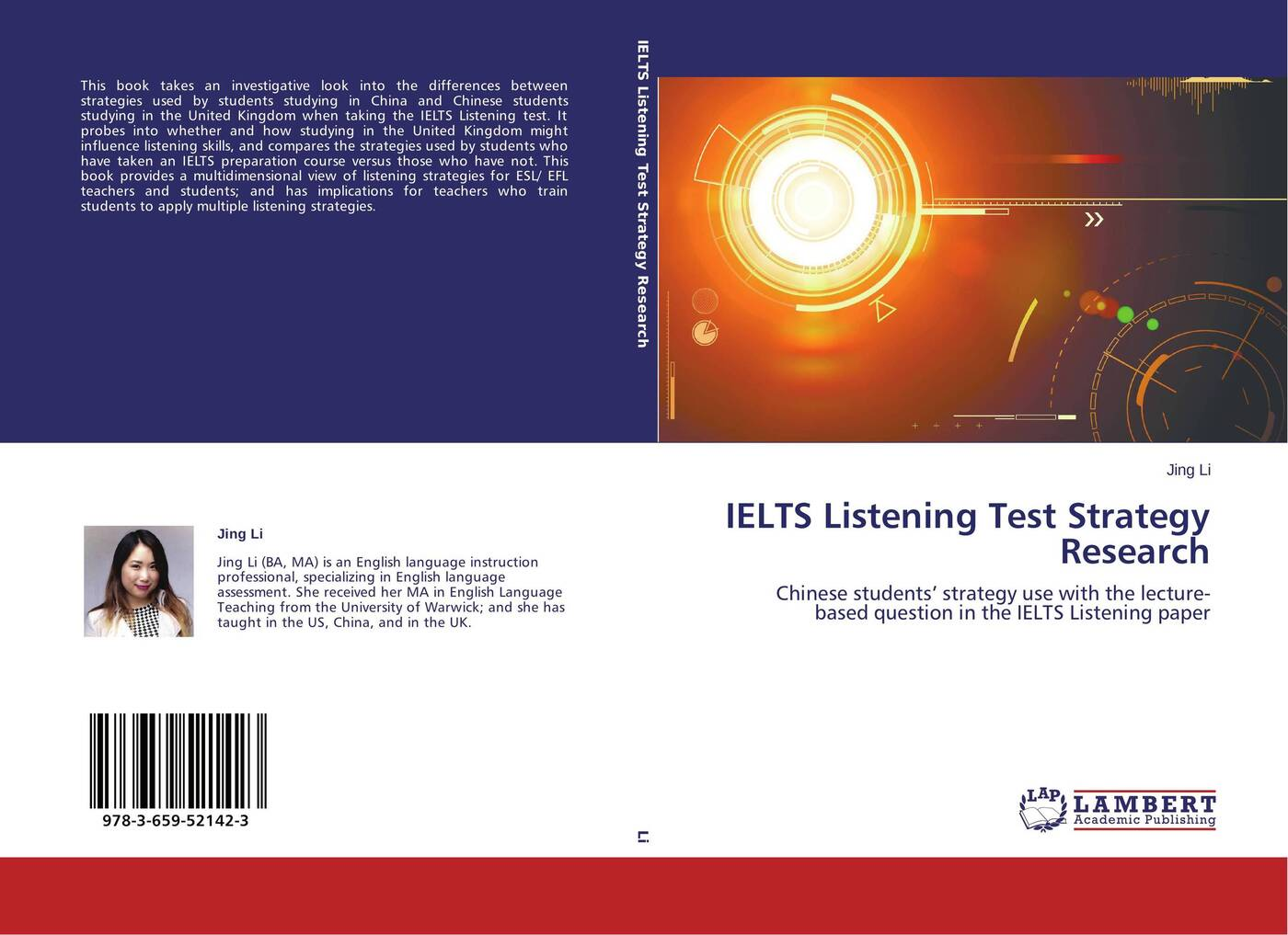 Jing Li IELTS Listening Test Strategy Research teachers perception of the influence of students indiscipline