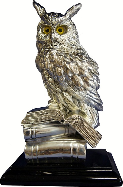 Статуэтка Сова Argenti Piu, 233, символ мудрости
